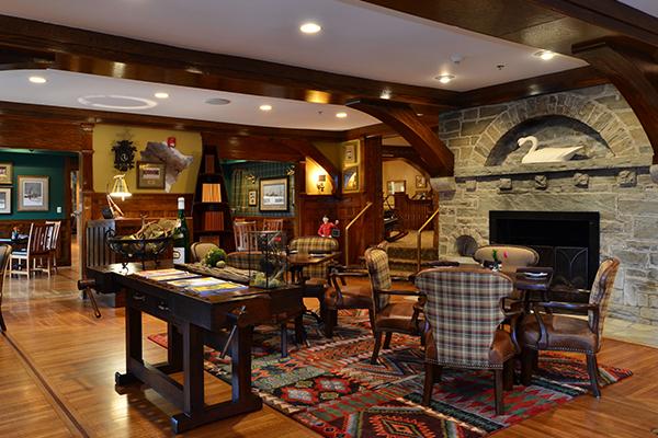 Timberlake's Lobby
