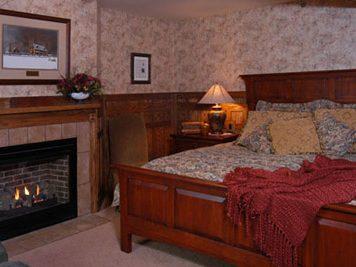 moses cone room at bob timberlake inn