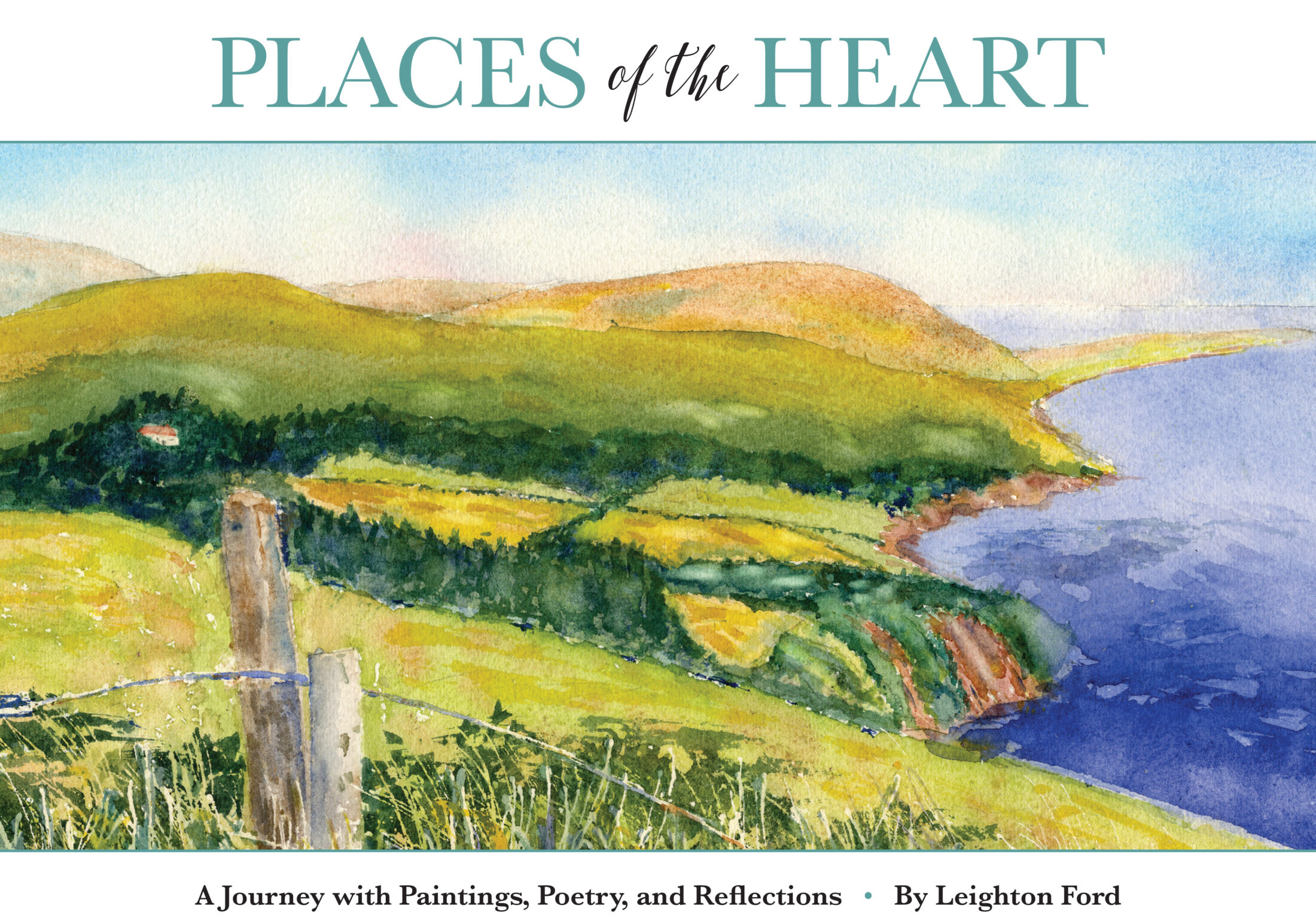 Places of the Heart Cover