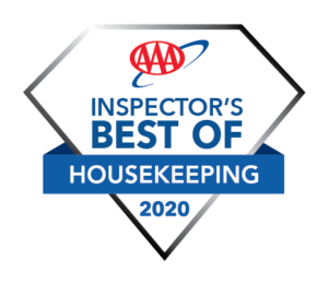 Best of Housekeeping Badge