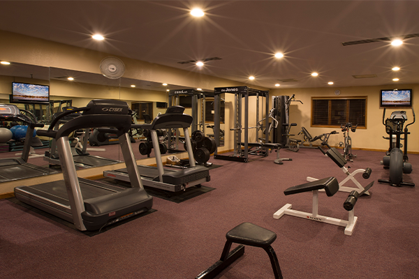 The Fitness Gym at Chetola
