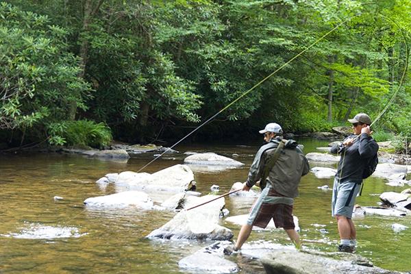 Chetola Fly Fishing