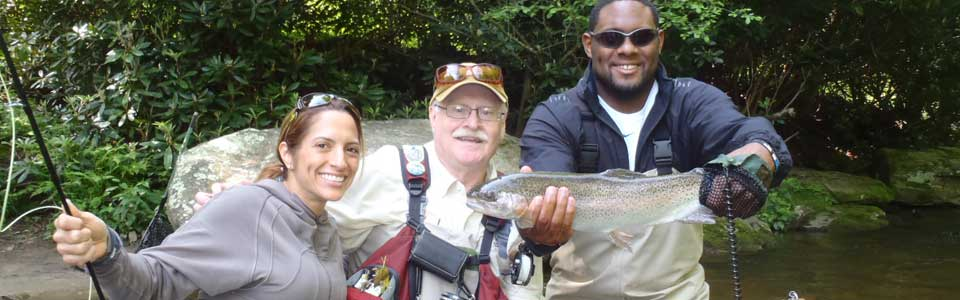 Fly Fishing in Charlotte, North Carolina