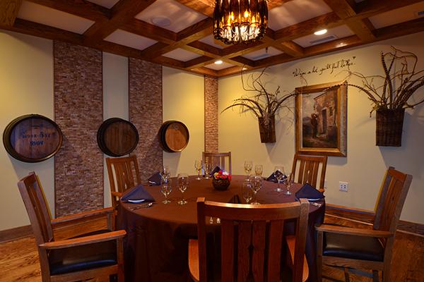 Timberlake's Wine Room