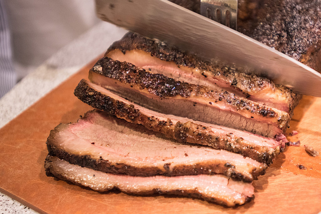 Chef Matt River's Easter Brisket Recipe