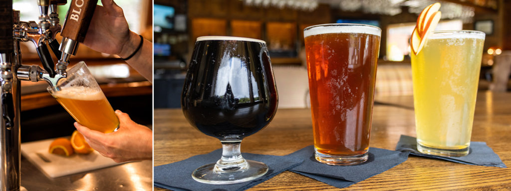 5 Favorite Autumnal Beer Pairings at Timberlake's