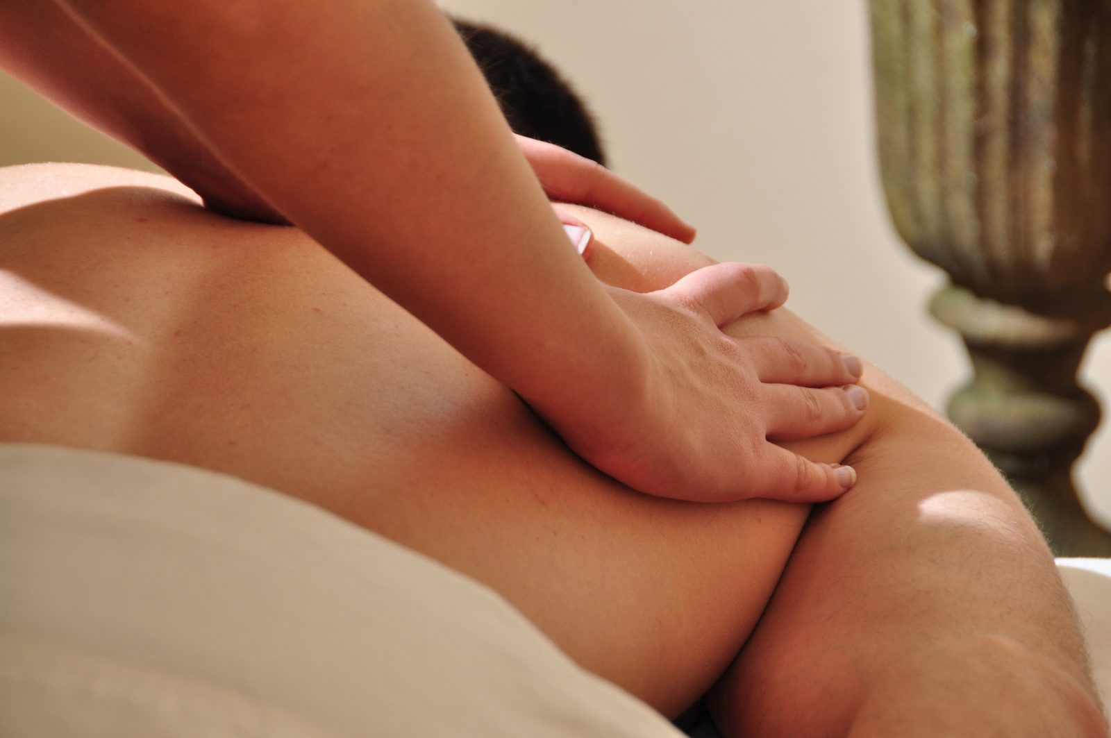 mens massage