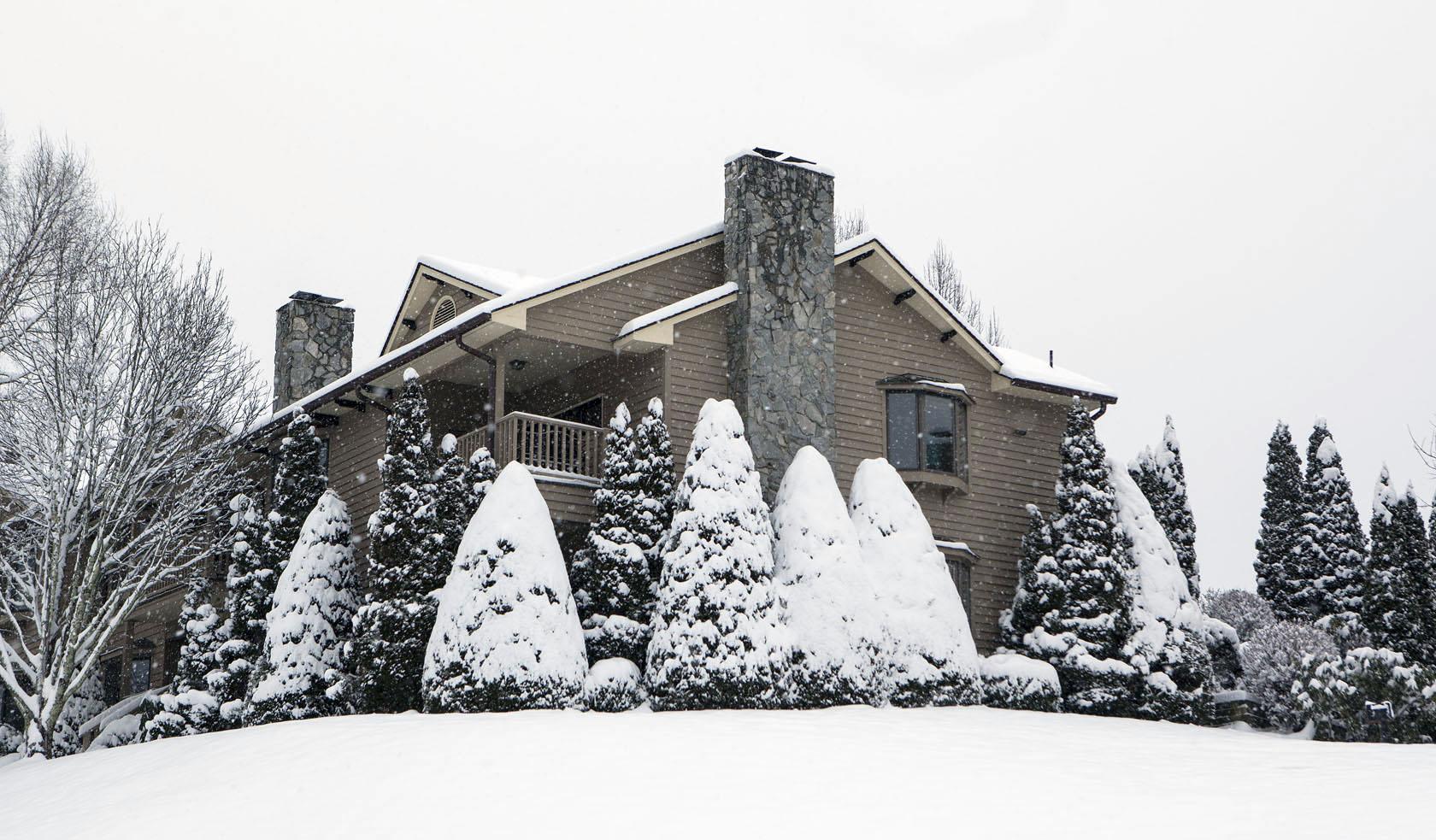 winter condo