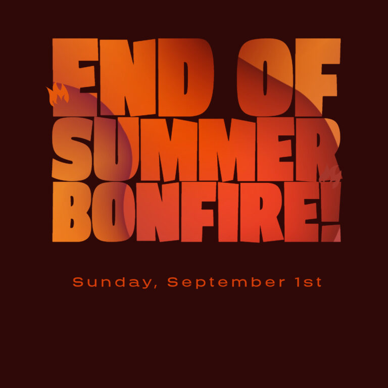 End of Summer Bonfire