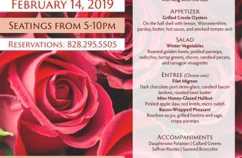 Valentine's Day Prix Fixe 2019_2