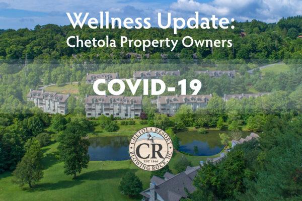 Chetola Property Owner Portal