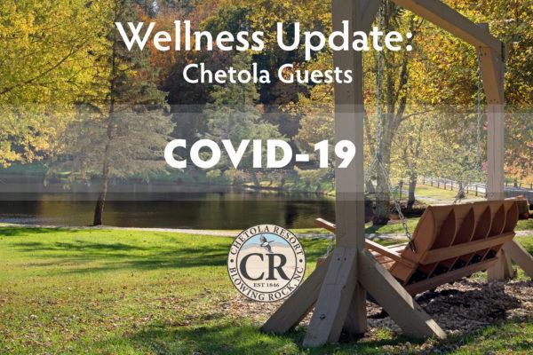 Revitalize at Chetola Resort
