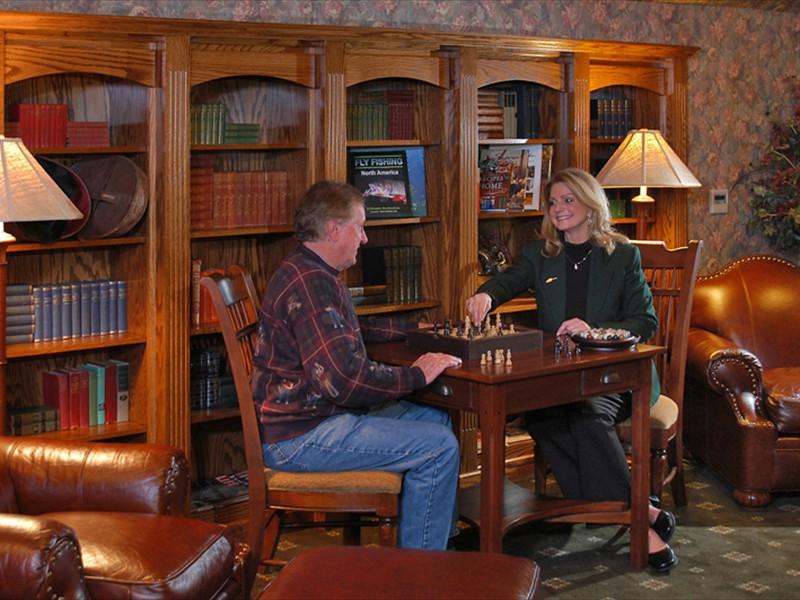 bob timberlake inn library