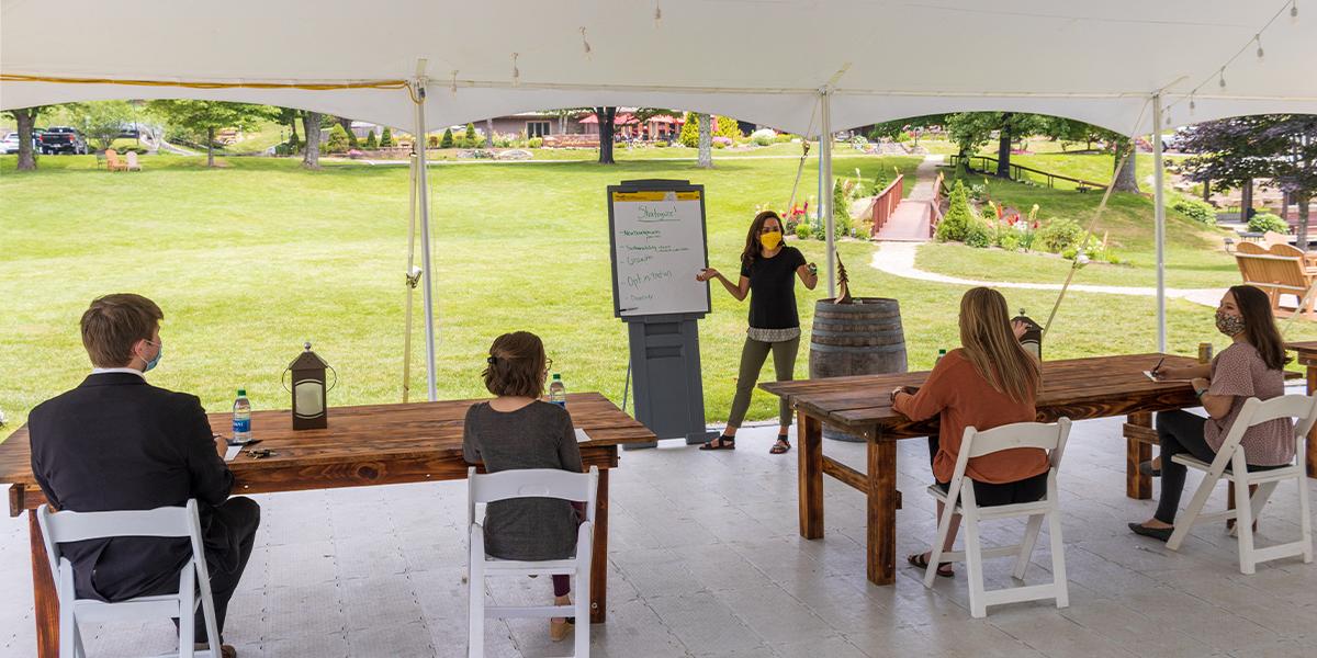 chetola resort meetings in blowing rock