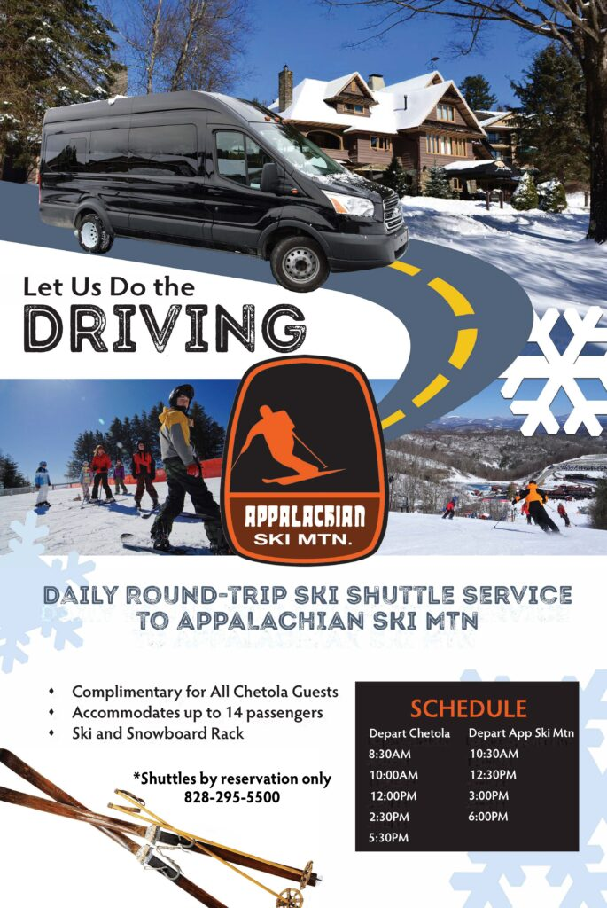 Appalachian Ski Mountain Shuttle