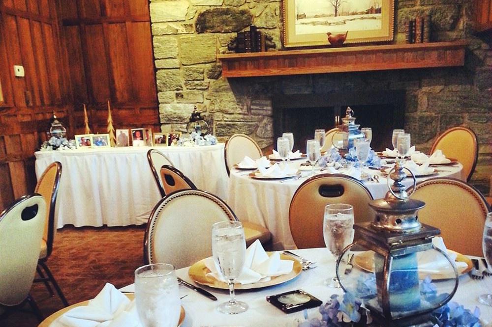 willow tree wedding ceremony location