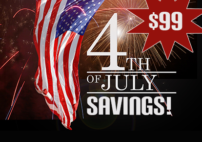July 4th Savings!