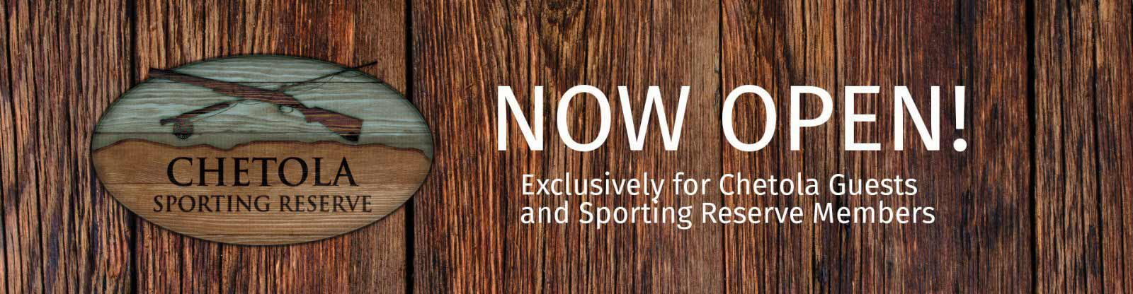 chetola sporting reserve
