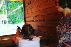 Women's Only Basic Pistol Course